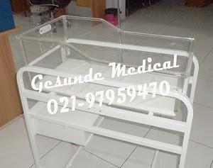 Infant Baby Bed Klinik Bersalin