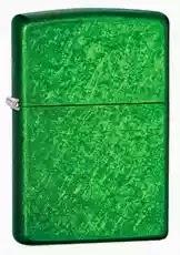 zippo emas hijau ori