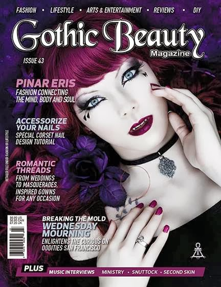 Gothic Beauty Issue 43 Pre-Order Up!
