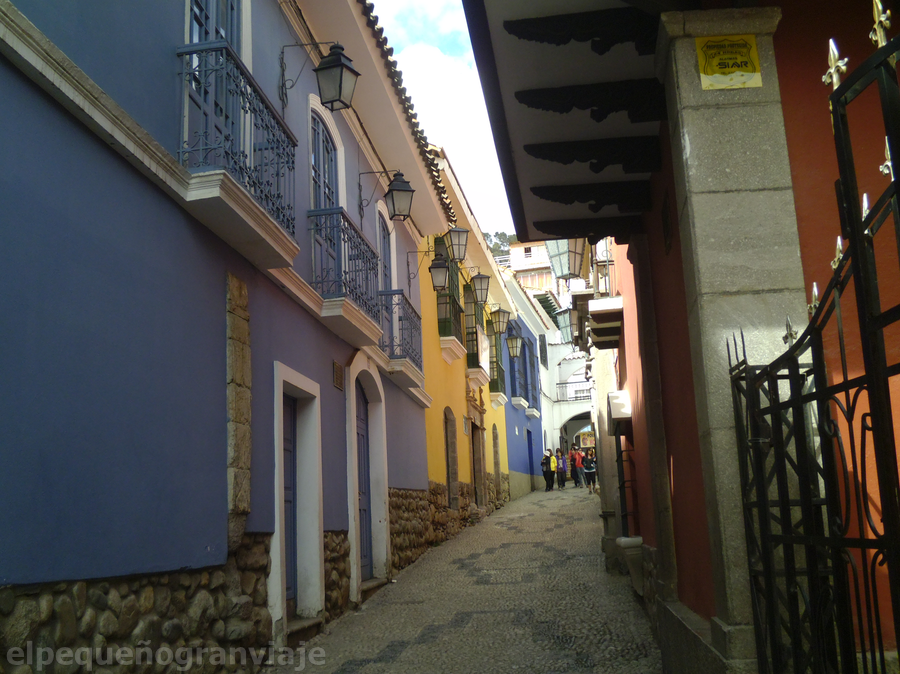 Calle Jaen, Bolivia