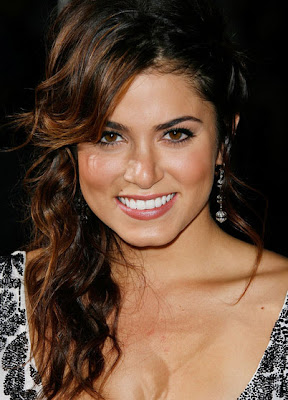 Nikki Reed Sterling Dangle Earrings