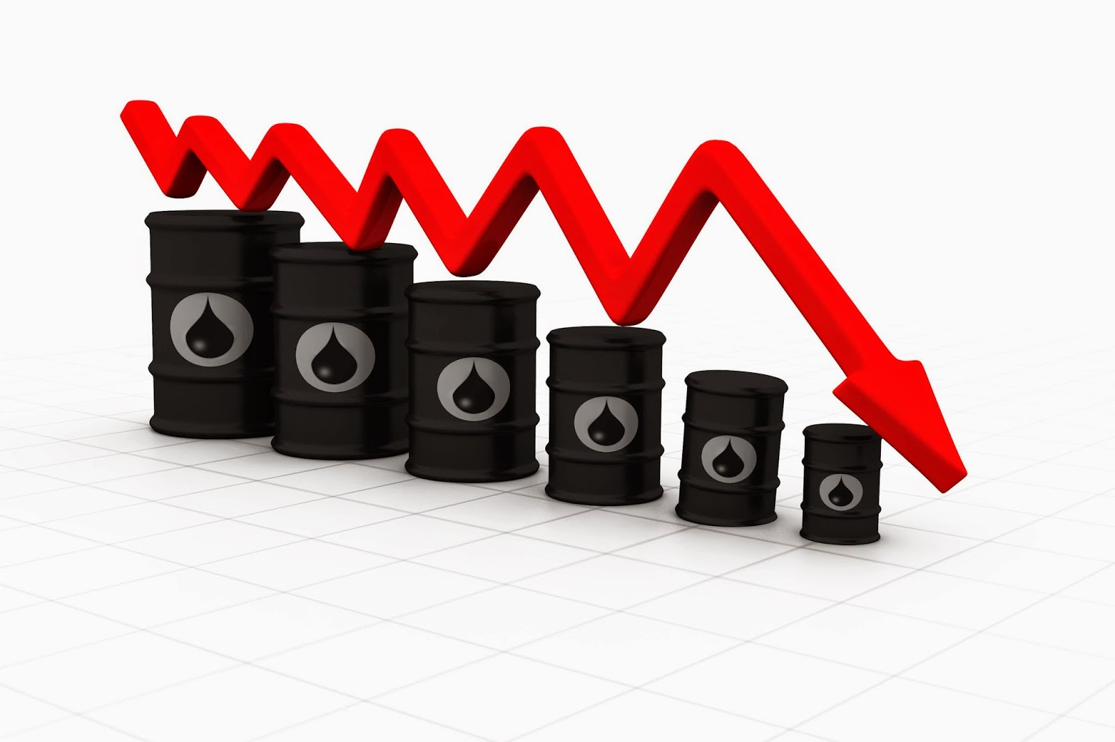 Oil Price fall in Nigeria