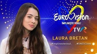 Libertatea.ro: EUROVISION 2019. Laura Bretan nu iese pe scenă până nu se roagă!