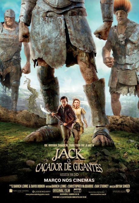 Jack: O Ca�ador de Gigantes Dublado