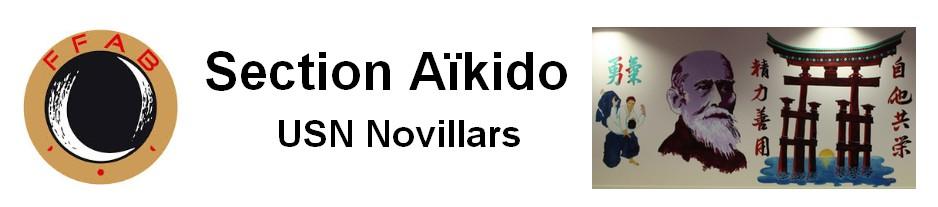 Aïkido FFAB à Novillars