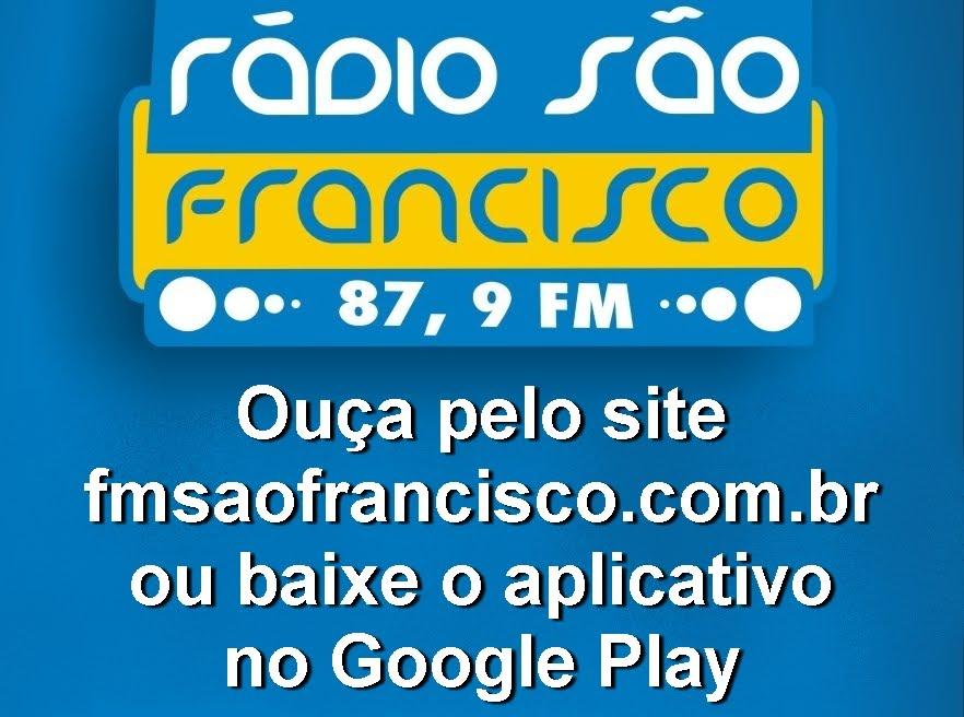 Clique abaixo para ouvir a Rádio São Francisco direto no site