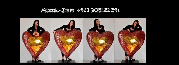 Mosaic-Jane  +421 905 122 541
