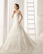 espalda vestido de novia rosa clara largo