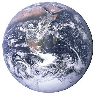 Fotografía tomada por la misión Apolo 17