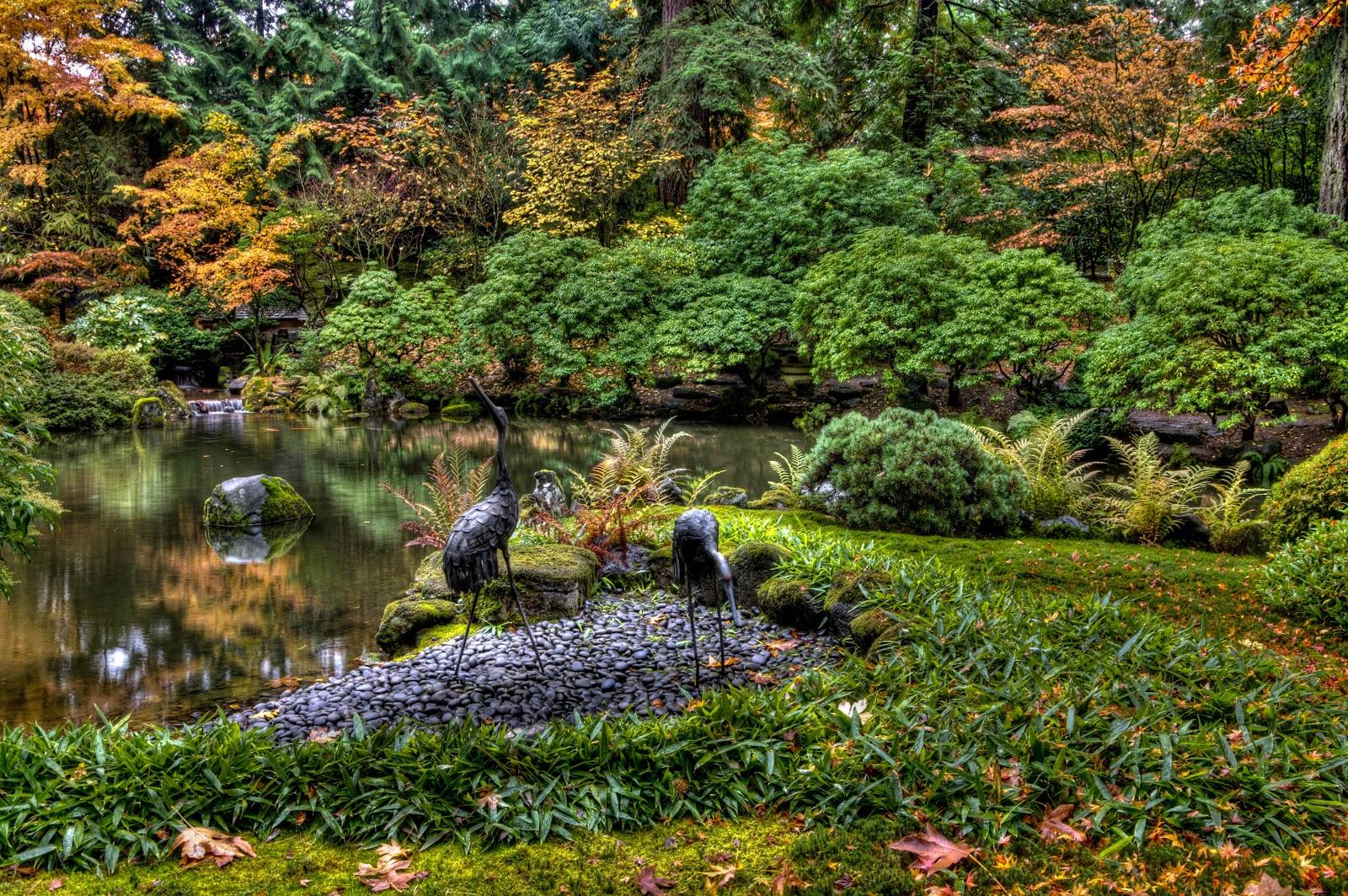 Thom Zehrfeld Photography Japanese Gardens Portland