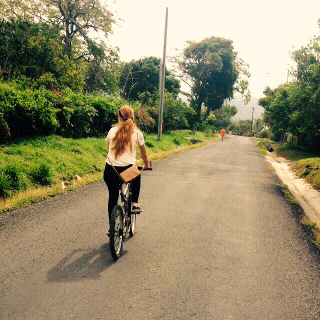 Bike Riding in El Valle, Panama