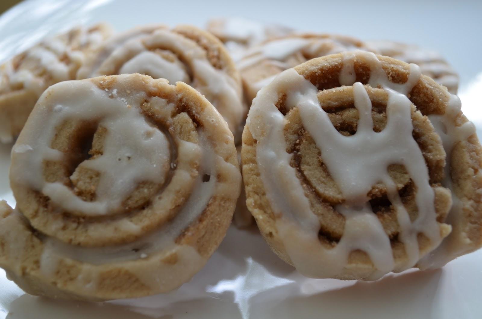 Cinnamon Roll Cookies   My Buttercup Bubble