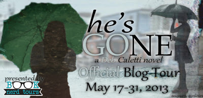 He&#39;s gone Blog Tour