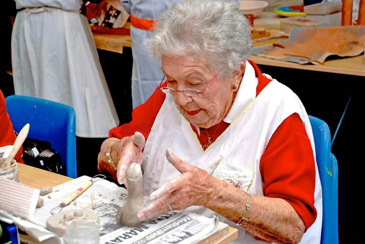 1 funky woman am i too young to go to the nursing home for Crafts to make for nursing homes
