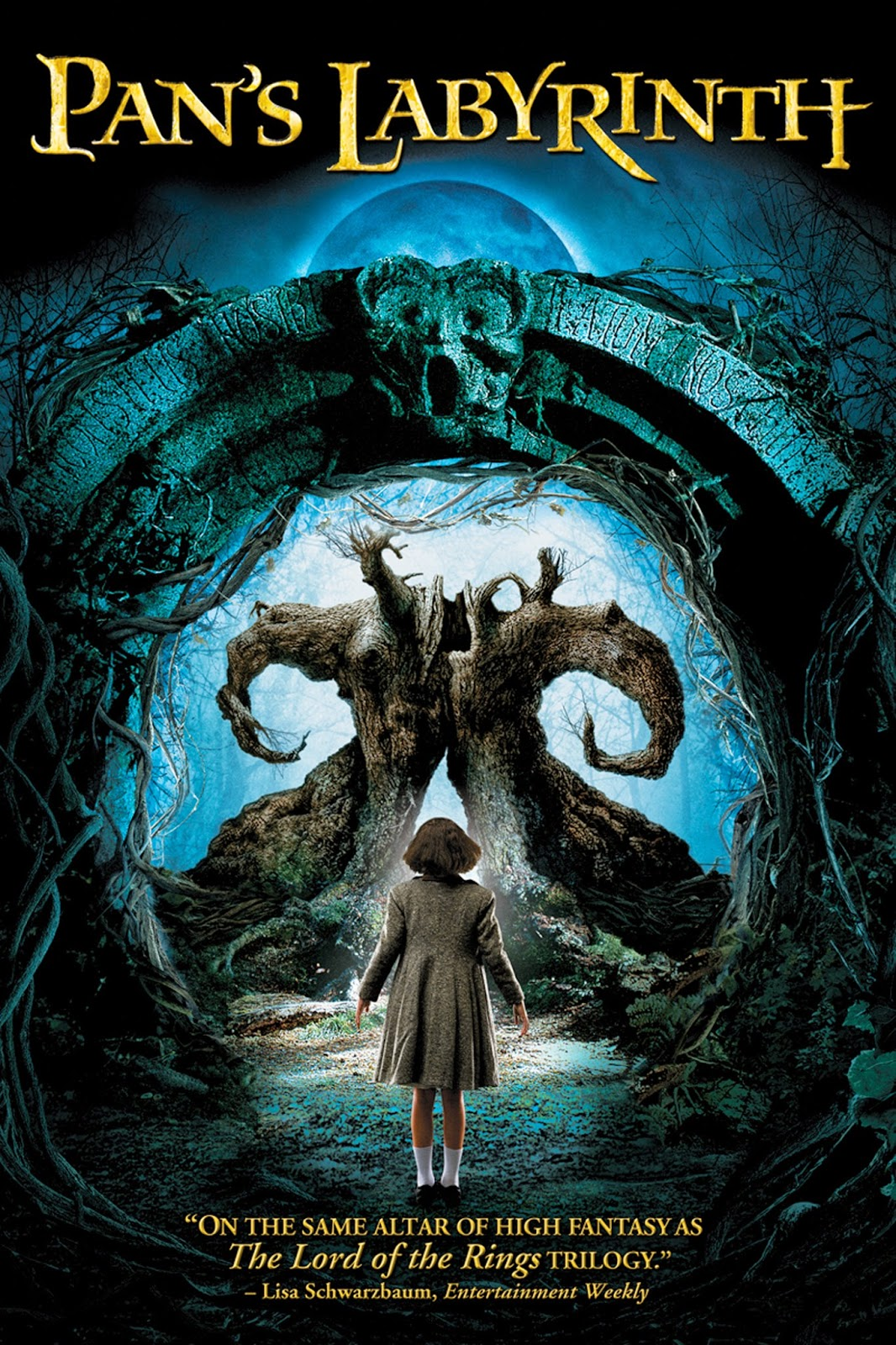 Pan's Labyrinth อัศจรรย์แดนฝัน มหัศจรรย์เขาวงกต [HD][พากย์ไทย]