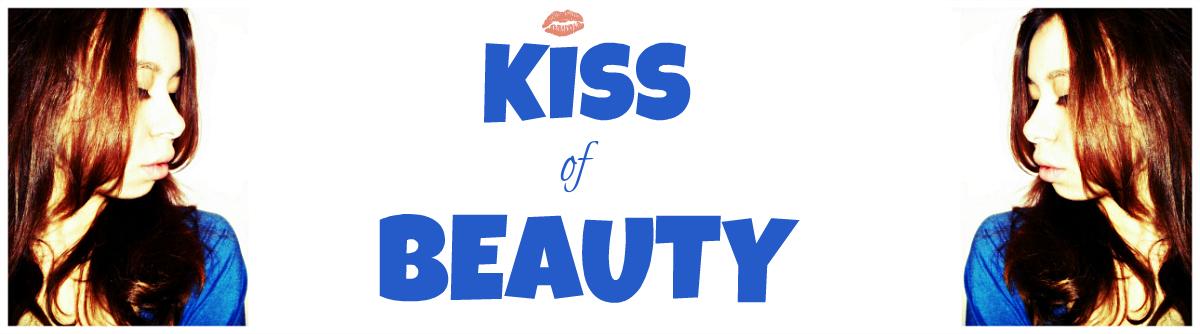 Kiss of beauty