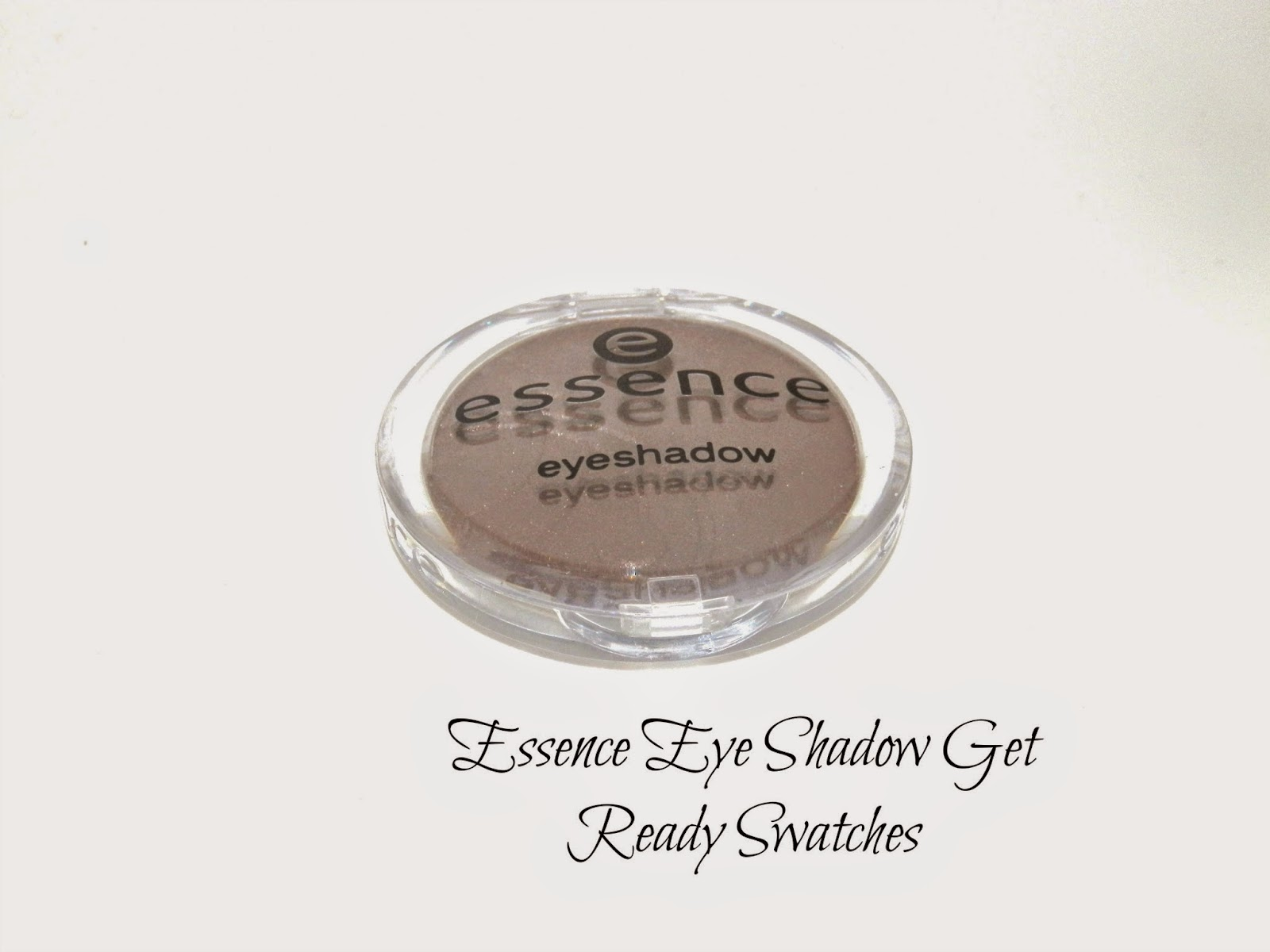 Essence Eye Shadow Get Ready Swatches