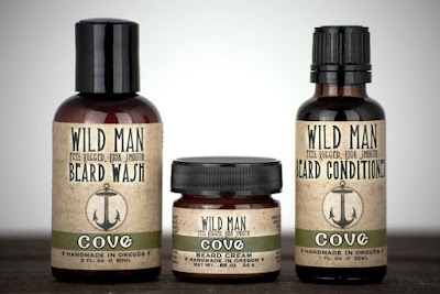 Cove Beard Care Gift Set