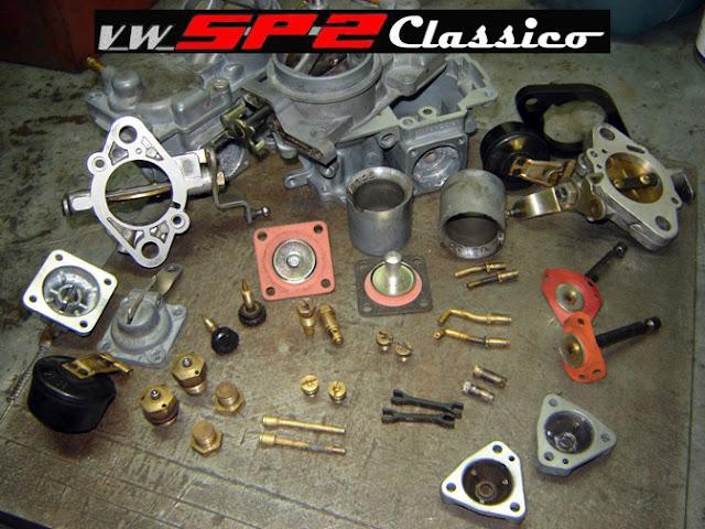 Restauração motor do Volkswagen SP2_6