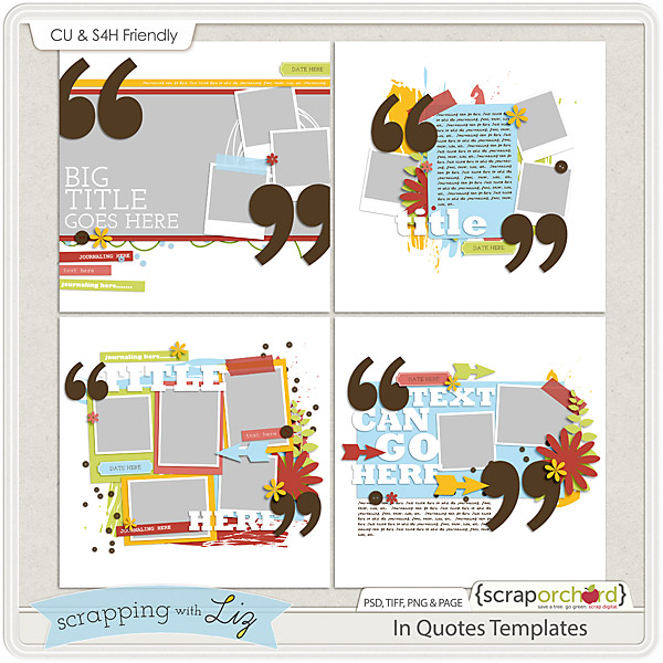 http://scraporchard.com/market/In-Quotes-Digital-Scrapbook-Templates.html