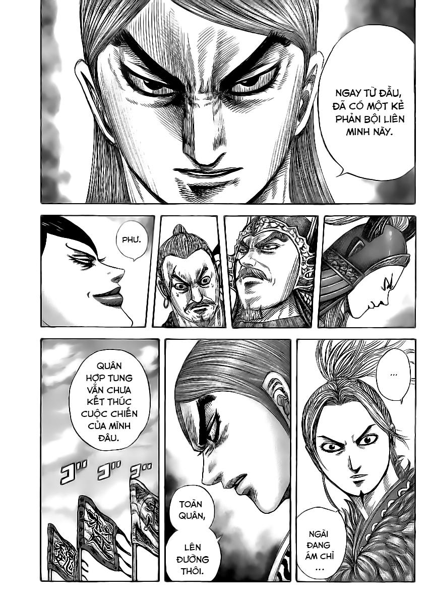 Kingdom – Vương Giả Thiên Hạ (Tổng Hợp) chap 354 page 8 - IZTruyenTranh.com