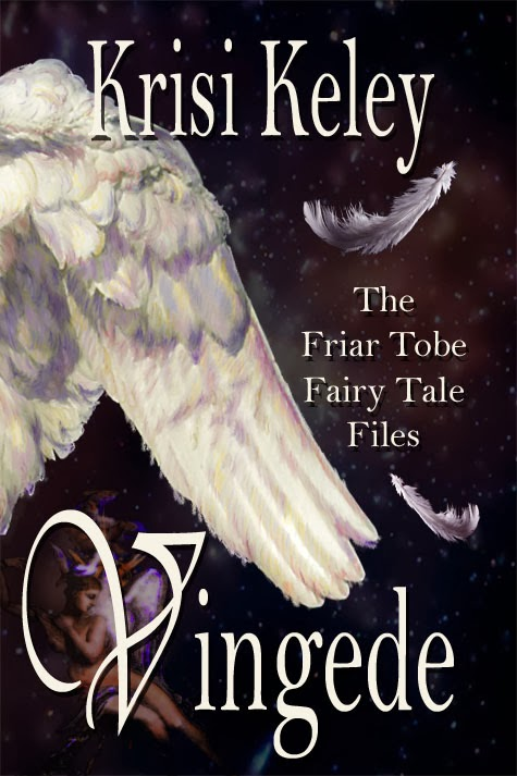 Vingede: The Friar Tobe Fairy Tale Files on Amazon