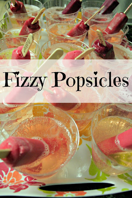 Bachelorette BBQ, Bachelorette Party Ideas, Cheap Bachelorette Party Ideas, Classy and Sassy Bachelorette Party, Bridesmaid Booze, Fizzy Popsicles, Recipe, Drink Ideas for a Bachelorette Party, Bachelorette Party Decor for Backyard