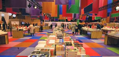 Salón del Libro de París, Primavera