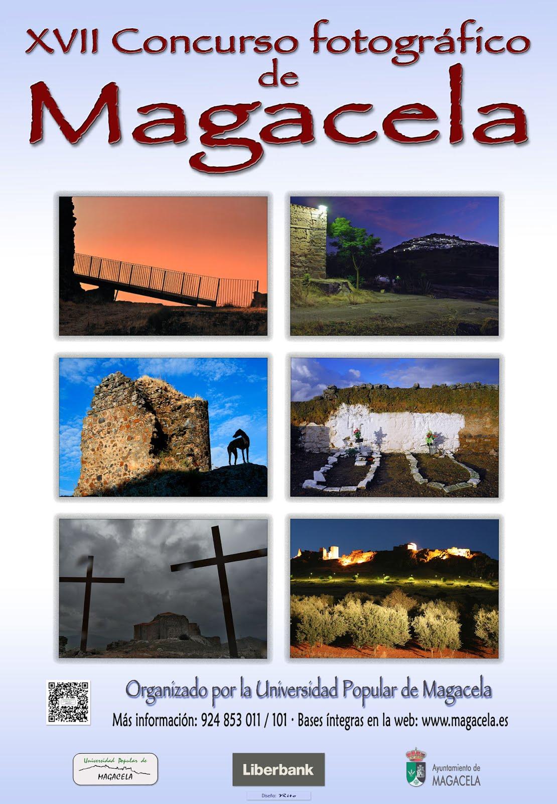 XVII Concurso Fotografía Magacela