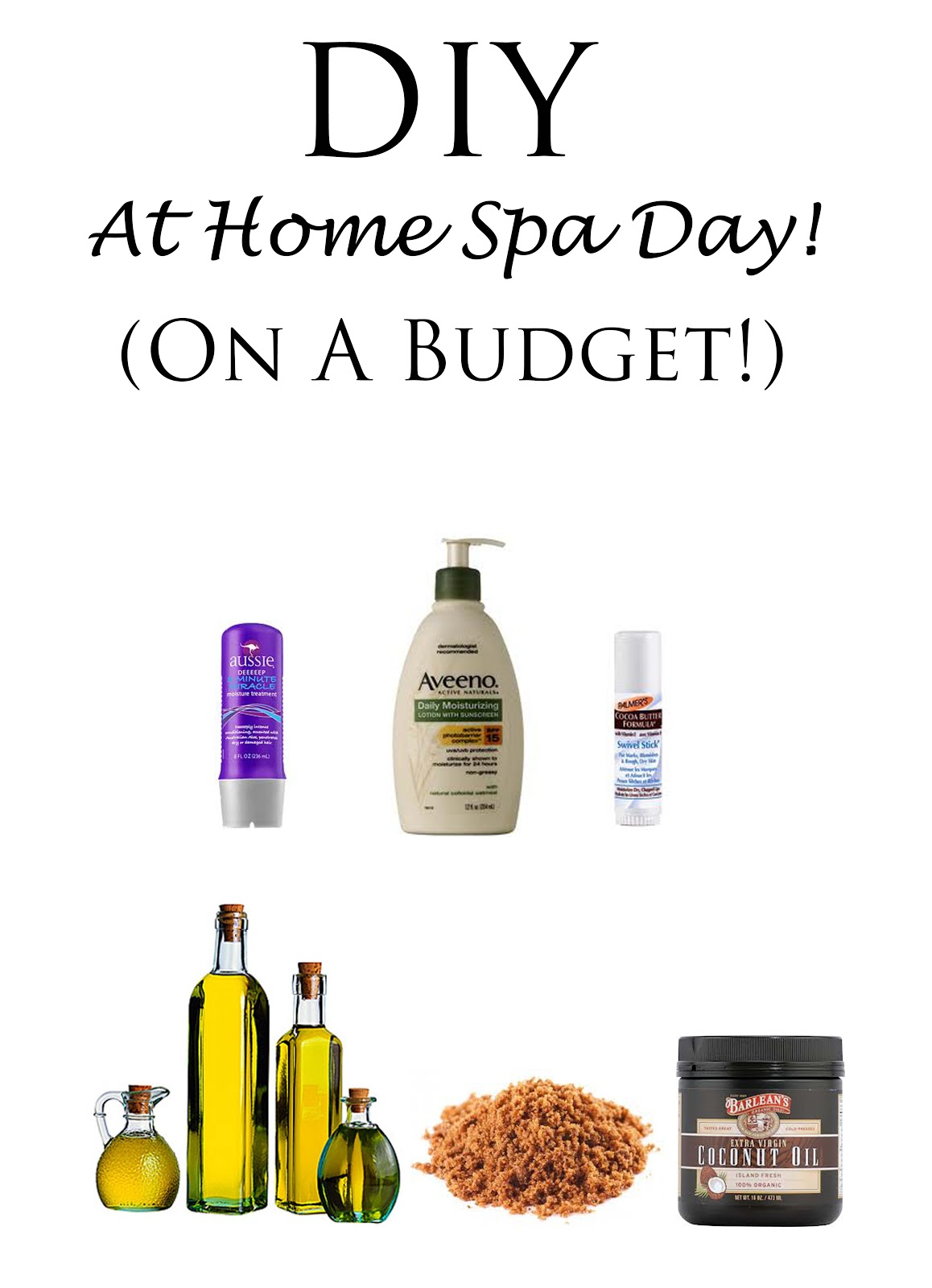 How To Have An At Home Spa Day...On a Budget! | Makeup & Beauty Tips ...