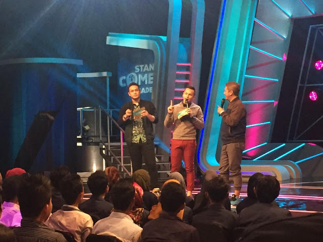 Host Stand Up Comedy Academy Indosiar