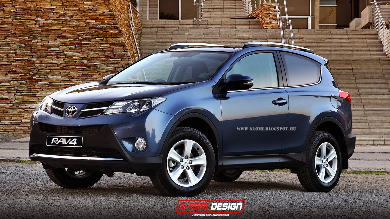 x tomi design toyota rav4 3door. Black Bedroom Furniture Sets. Home Design Ideas