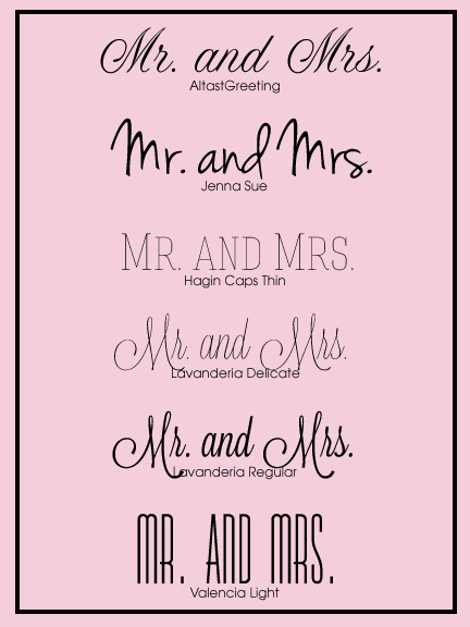 Handwritten Calligraphy Wedding Invitations As Well As