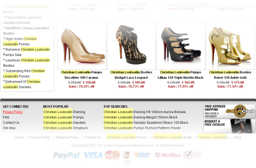 best christian louboutin replica sites