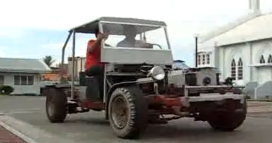 Filipino Inventor Of Electric Car