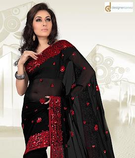Eid Saree Design+(8) Saree Design For This Year Eid