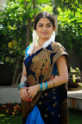 Sheena Shahabadi Latest Photos in saree-thumbnail-14