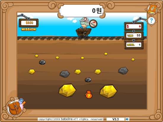 Flash Game: game đào vàng 6