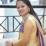 Usha Photos in Salwar Kameez at Gundello Guchi Guchi Champake Movie Press Meet 24