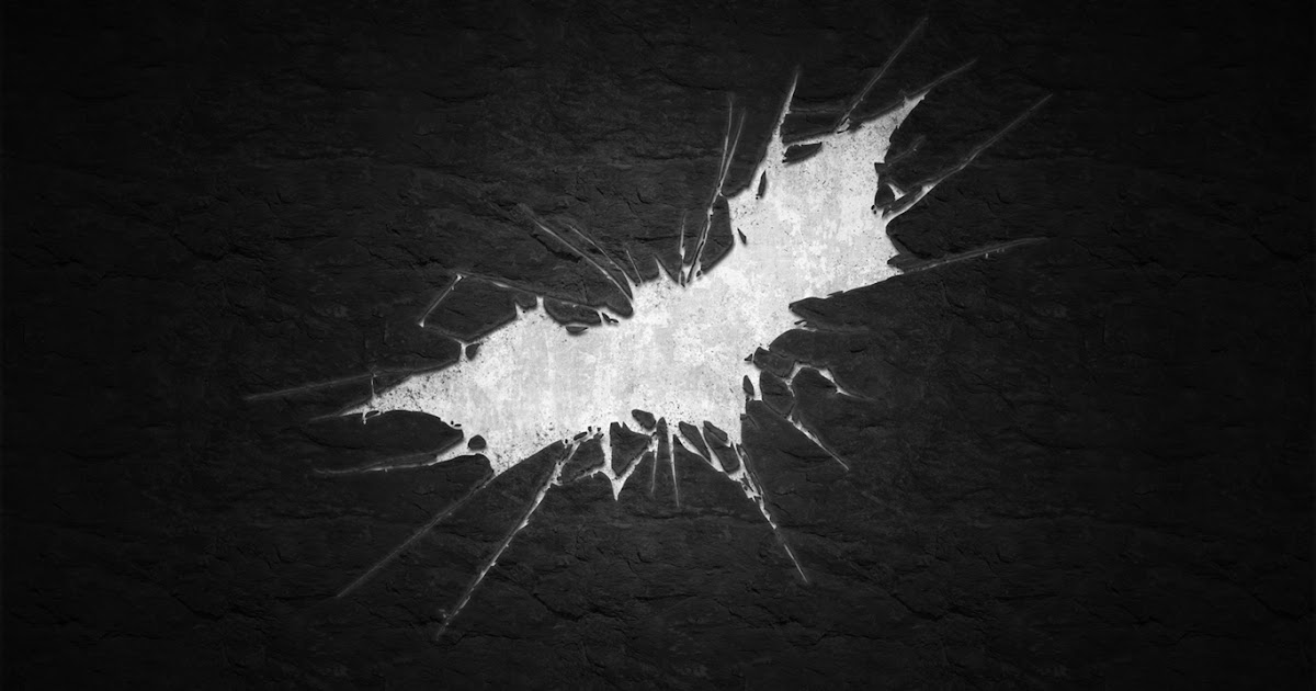 Batman Shattered The Dark Knight Rises Wallpaper Black And