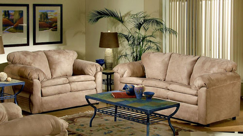 Fabric Sofa Sets Design