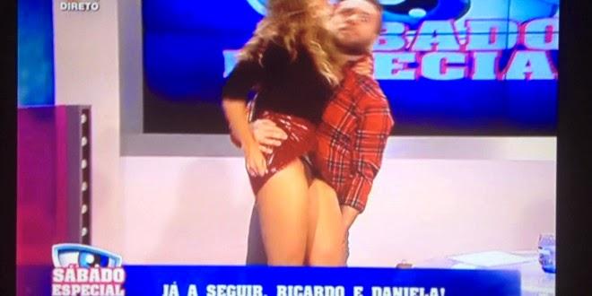 Nuno Eiró deixa Isabel Silva com tudo de fora em Direto (Video)