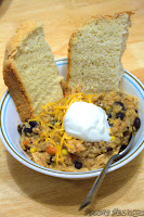 http://foodiefelisha.blogspot.com/2013/01/slow-cooker-chicken-quinoa-chili.html
