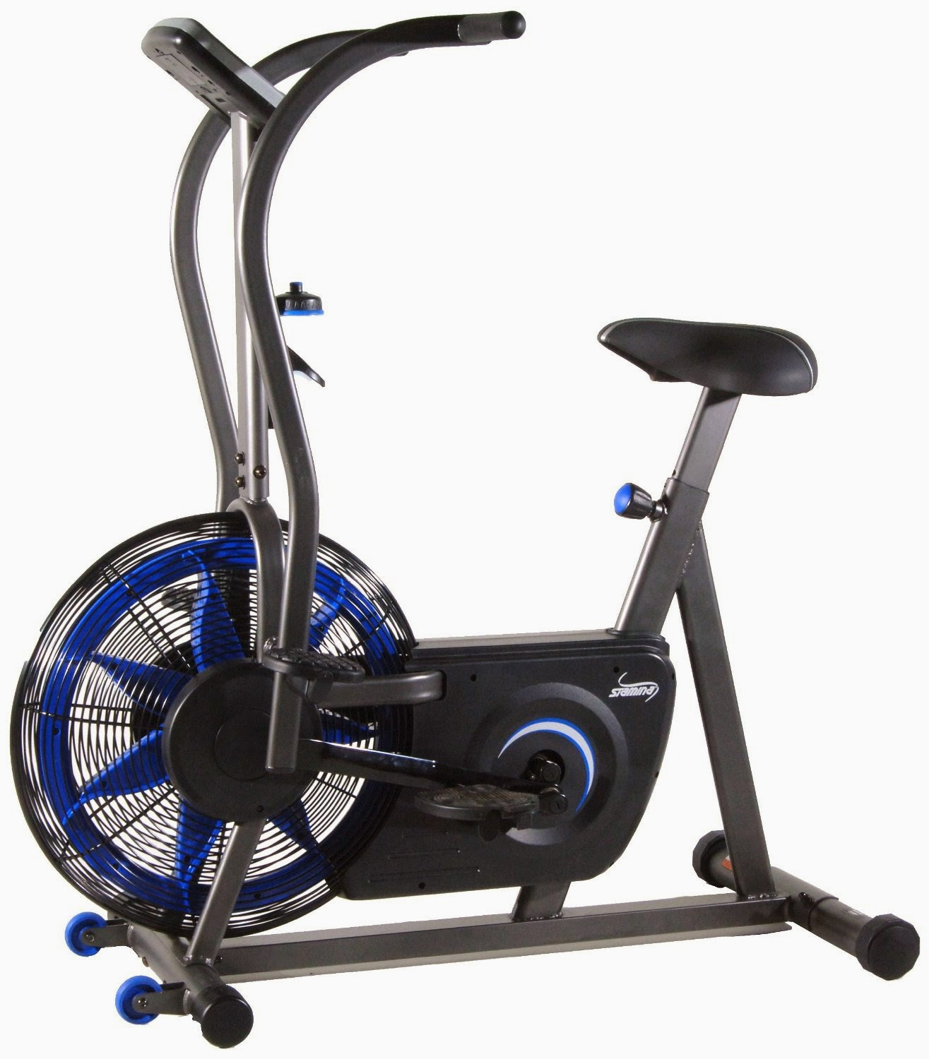 fan exercise bike. stamina airgometer 15-1100a upright fan exercise bike. \u003e\u003e bike a