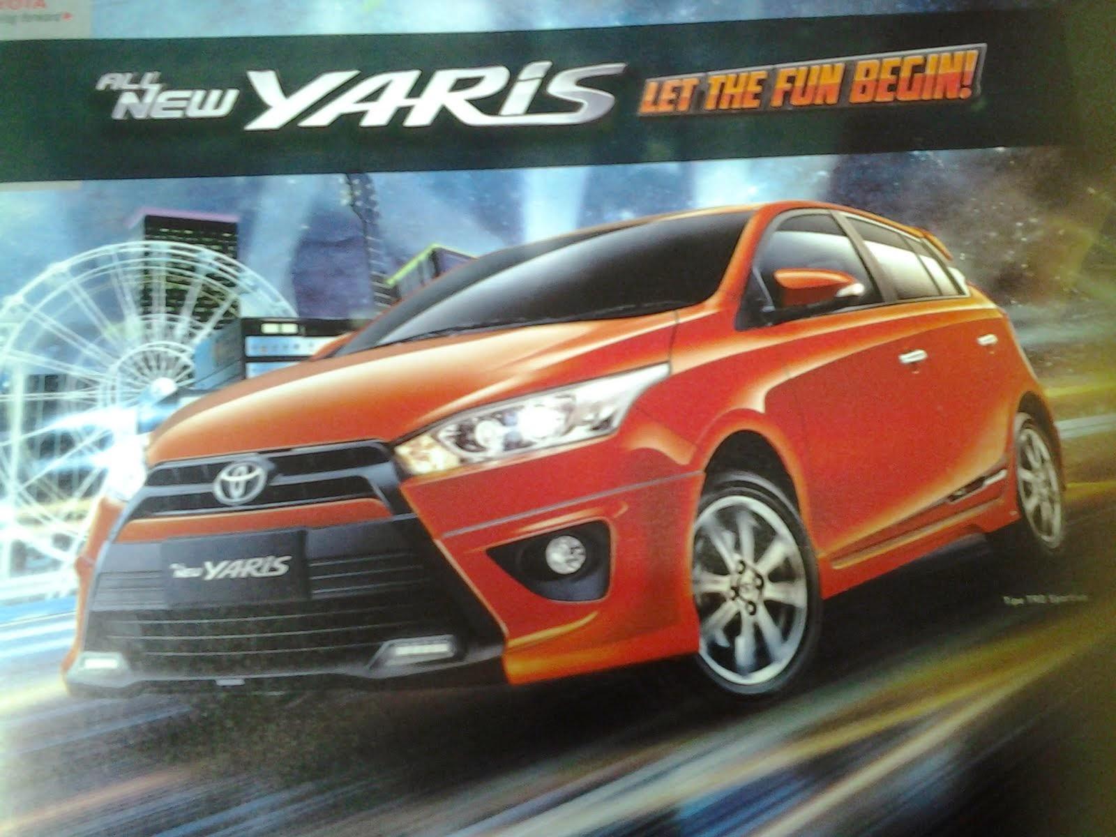 Toyota Fortuner 2014 Fortuner Trd Sportivo Toyota Yaris All New Yaris