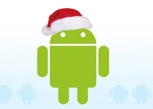 Aplicaciones de navidad gratis para Android tablet móvil