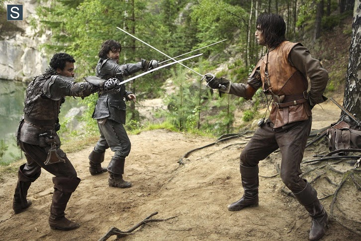 The Musketeers - Episode 1.09 - Knight Takes Queen - Preview & Teasers