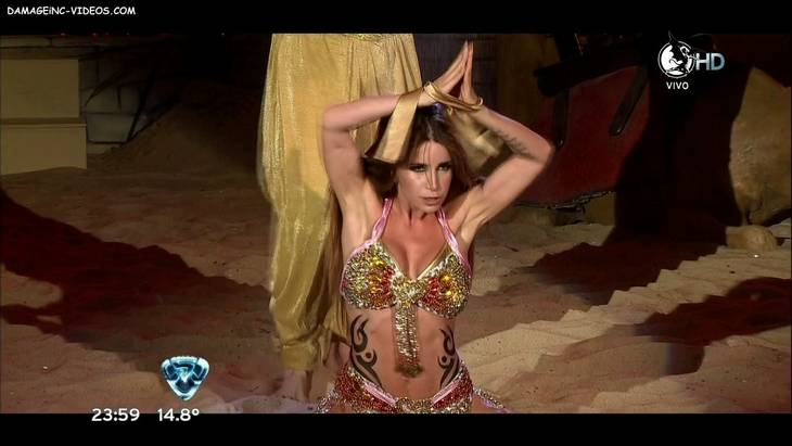 Argentina Celebrity Florencia Peña HD video odalisque