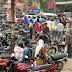 दीपावली को लेकर बाजारों में रौनक लेकिन यातायात का हाल बुरा |