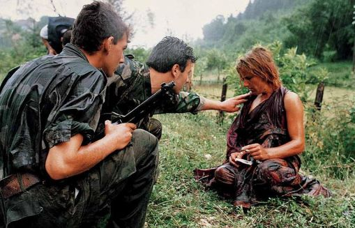 Bosnian War Rape